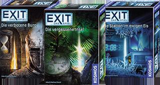 Exit Das Spiel Reihenfolge